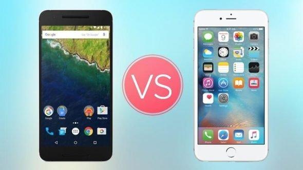 iPhone versus Android – care este mai bun?