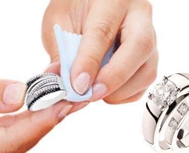 Cum sa cureti bijuteriile din argint